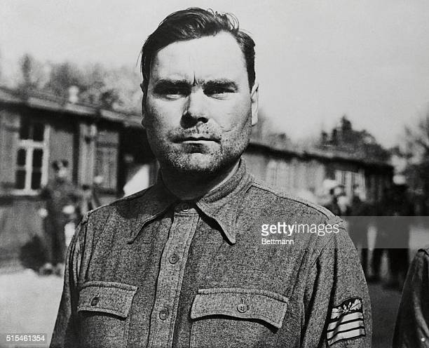 SS Hauptstrum Fuhrer Josef Kramer commanded the German prison camp at Belsen where British 2nd Army forces found some 60000 civilians dying from...