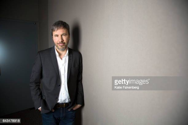 Hauser Wirth Schimmel in downtown Los Angeles the LA outpost of the venerable Swiss galDirector Denis Villeneuve is photographed for Los Angeles...
