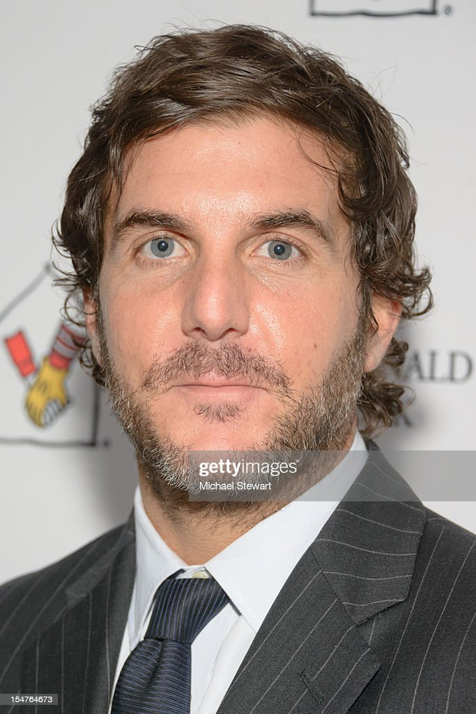 Haute Hippie CEO Jesse Cole attends the 2012 Masquerade Ball Benefiting Ronald McDonald House at Apella on October 25, 2012 in New York City.
