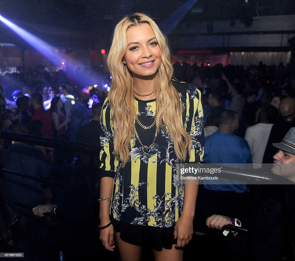 Havana Brown attends the Grand Opening of Avalon Mohegan Sun on November 23, 2013 in Uncasville City.