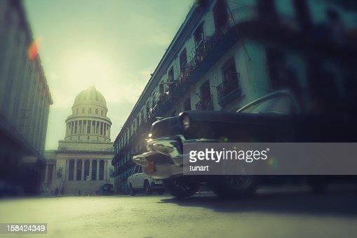 Havana, Cuba : Stock Photo