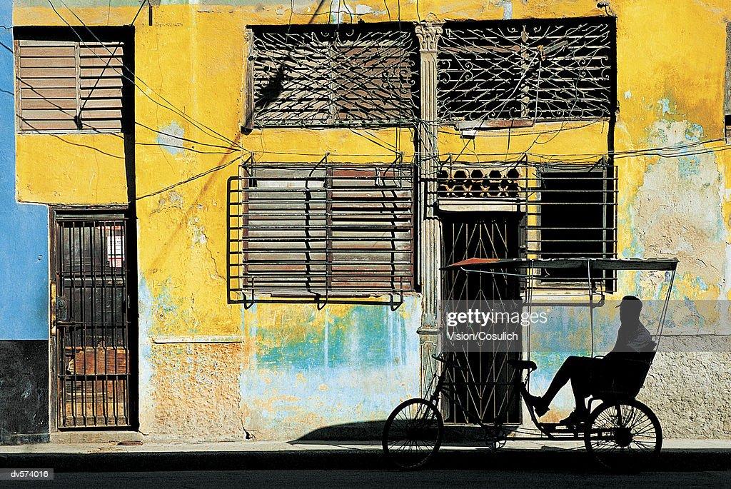 Havana fa ade : Stock Photo