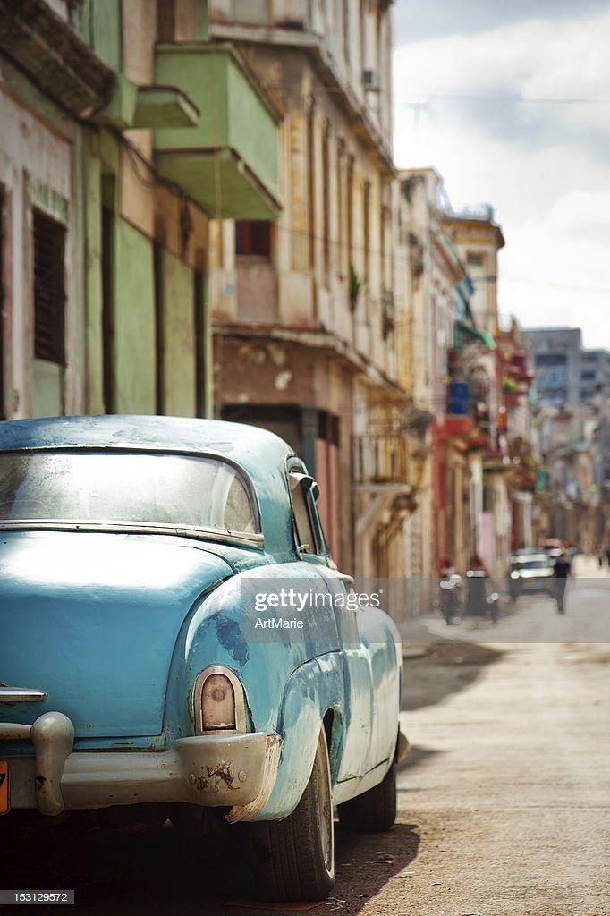 Havana street, Cuba : Stock Photo