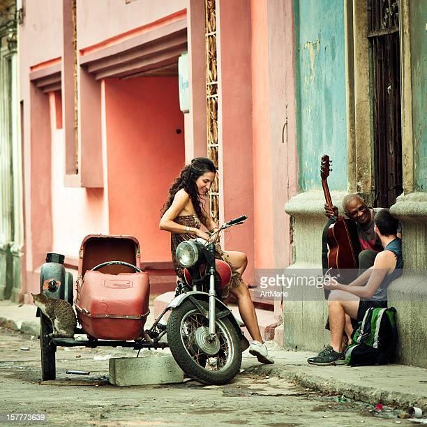 Rue de La Havane, Cuba
