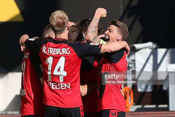 SC Freiburg v Bayer 04 Leverkusen - Bundesliga : News Photo