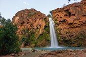 Havasu Falls in Supai Arizona