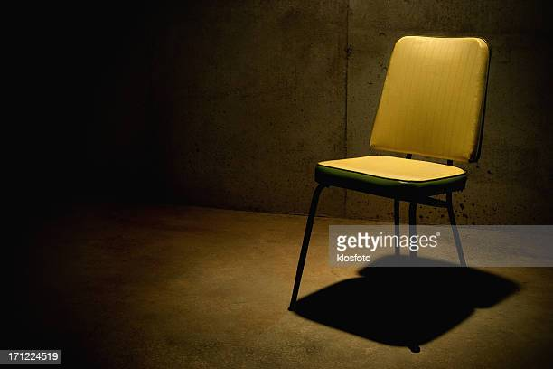 Have a Seat--Interrogation Chair