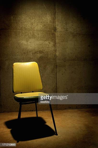 Have a Seat--Interrogation room