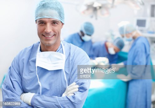 I have a team of surgical experts behind me
