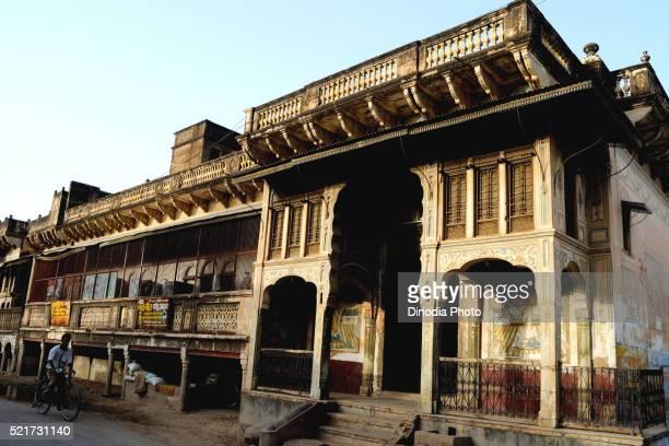 Haveli, Fatehpur Shekhavati, Rajasthan, India