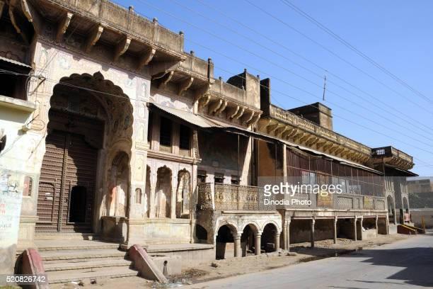 Haveli, Fatehpur Shekhawati, Rajasthan, India