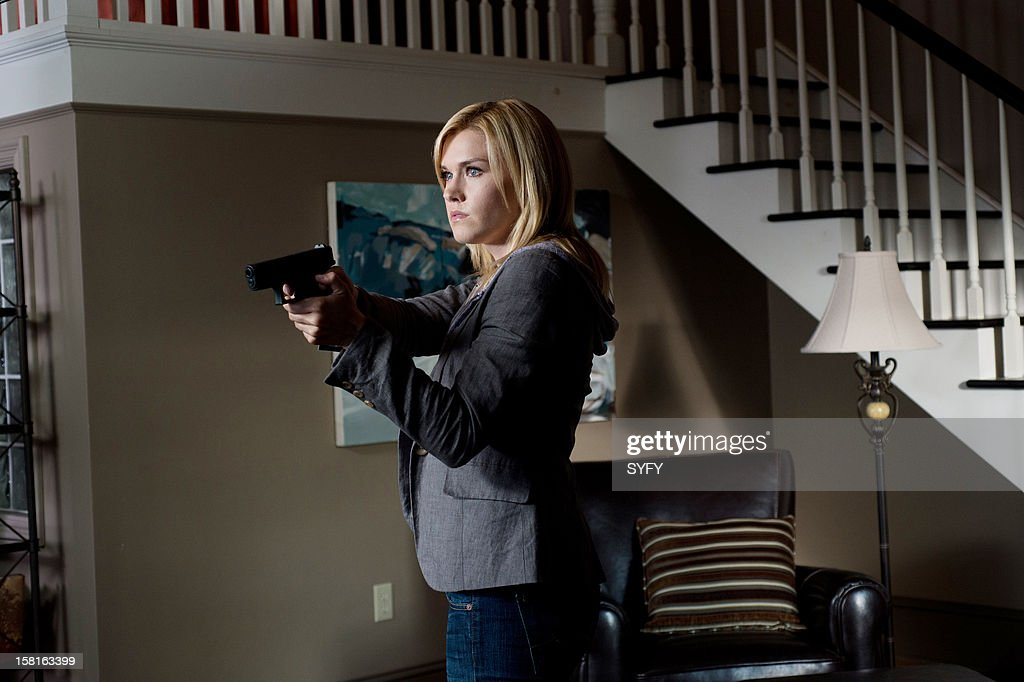 Haven -- 'Last Goodbyes' Episode 311 -- Pictured: Emily Rose as Audrey Parker --