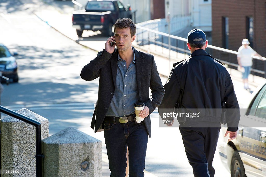 Haven -- 'Last Goodbyes' Episode 311 -- Pictured: Lucas Bryant as Nathan Wuornos --