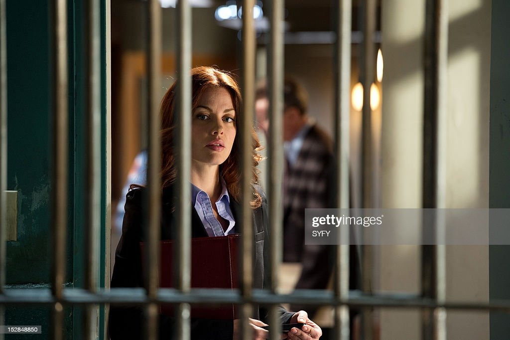 Haven -- 'Stay' Episode 302 -- Pictured: Bree Williamson as Claire Callahan --