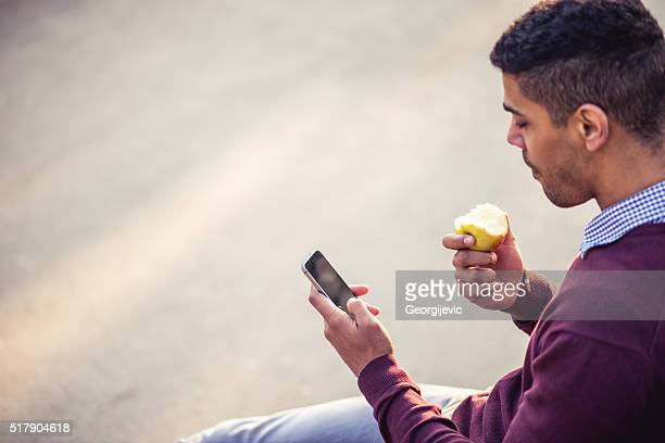 Avendo uno snack