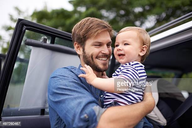 Hat der Sohn ist der Traum eines jeden Vater