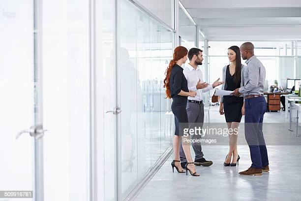 Tendo uma reunião do open office