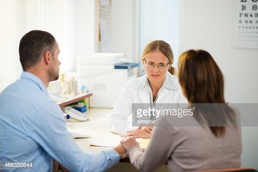 Having Consultation With General Practitioner