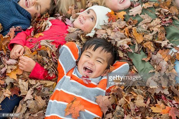 Having Fun in Fall