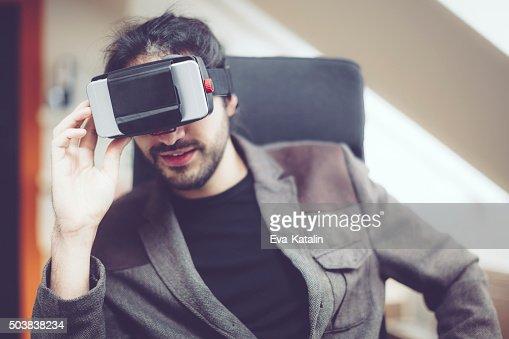 Amuser dans la réalité virtuelle