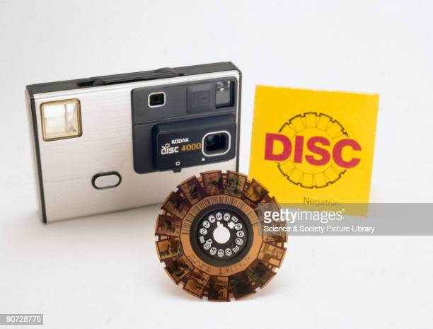 Having pioneered other innovations for amateur photographers such as the Instamatic and the 110 cartridge film camera Kodak launched its disc camera...