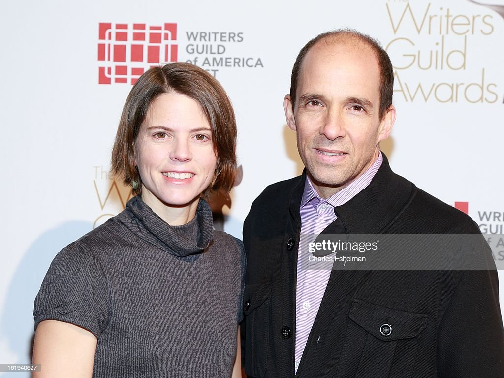 J.R. Havlan attends the 65th Annual Writers Guild East Coast Awards at B.B. King Blues Club & Grill on February 17, 2013 in New York City.