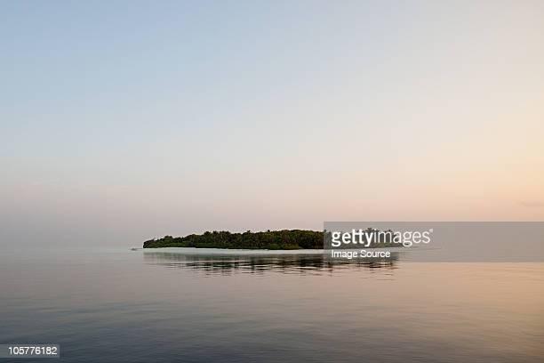 Havodigalaa Island, South Huvadhu Atoll, Malediven