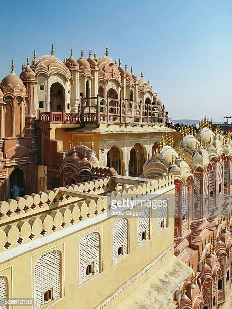 Hawa Mahal at Jaipur, Rajasthan, India