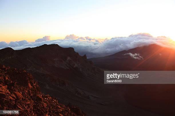 Hawaii Haleakala Sunrise