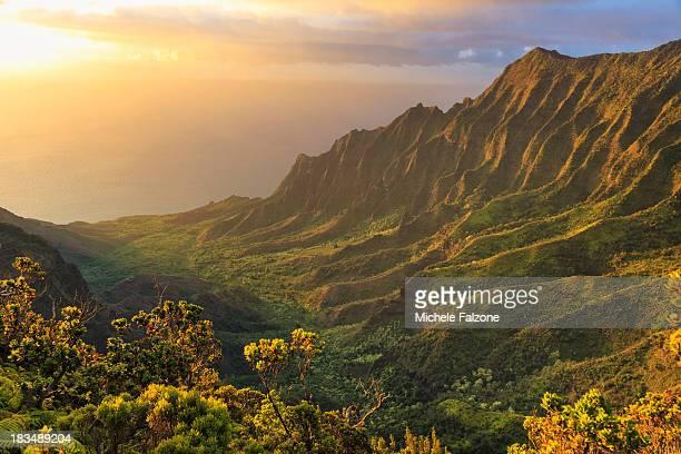 USA, Hawaii, Kauai, Na Pali Coast
