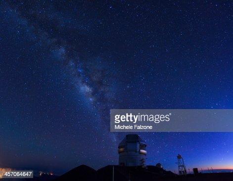 Hawaii, Mauna Kea Observatory