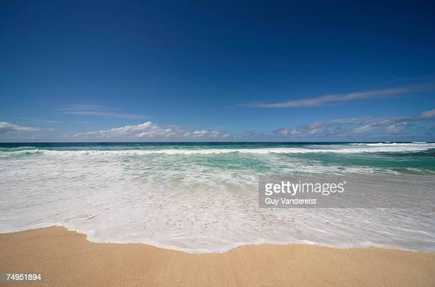 USA, Hawaii, Oahu, North Shore, Sunset Beach