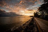 Hawaii - Tropical Paradise - Ala Wai Boat Harbor - Kahanamoku Beach
