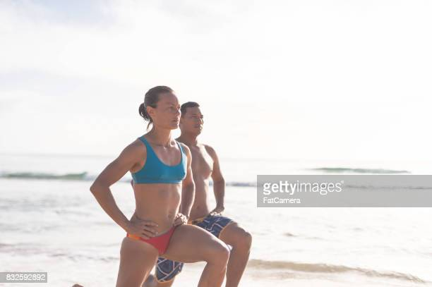 Hawaiian Beach Exercise