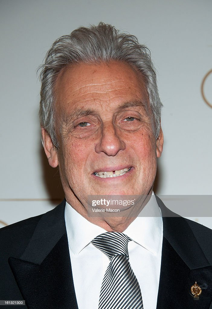 Hawk Koch arrives at the Academy Of Motion Picture Arts And Sciences' Scientific & Technical Awards at Beverly Hills Hotel on February 9, 2013 in Beverly Hills, California.