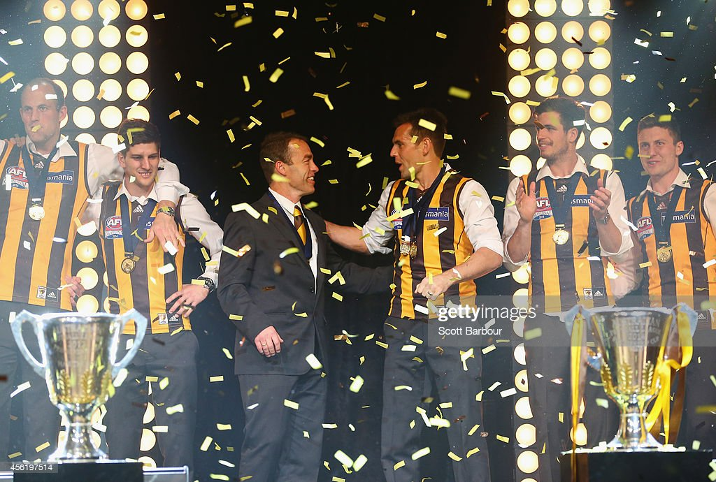 Hawthorn Hawks Official Grand Final Function