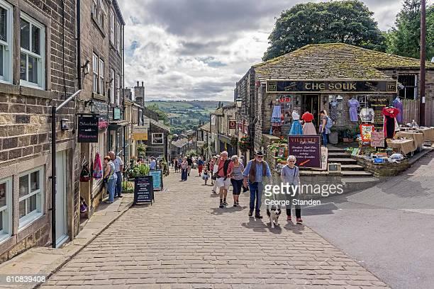 Haworth, Yorkshire.