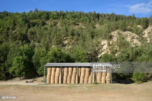 Hay Barn in Provence