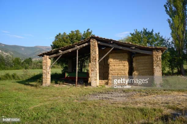 Hay Barn Provence France