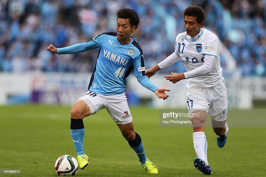 Jubilo Iwata v Yokohama FC - J.League 2