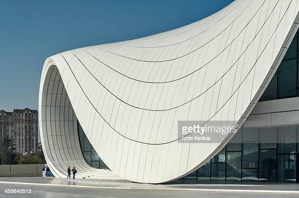 Haydar Aliyev Cultural Center in Baku, Azerbaijan