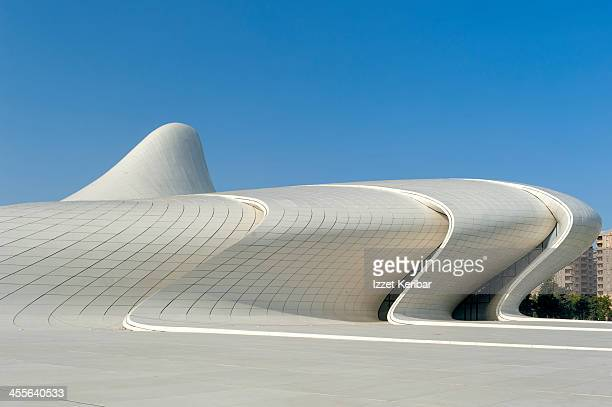 Haydar Aliyev Cultural Center in Baku, Azerbaijan