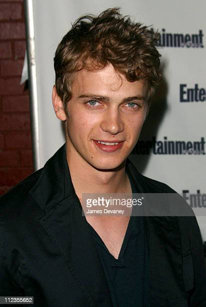 Hayden Christensen during Entertainment Weekly's 1st Annual 'IT List' Party at Milk Studios in New York City New York United States