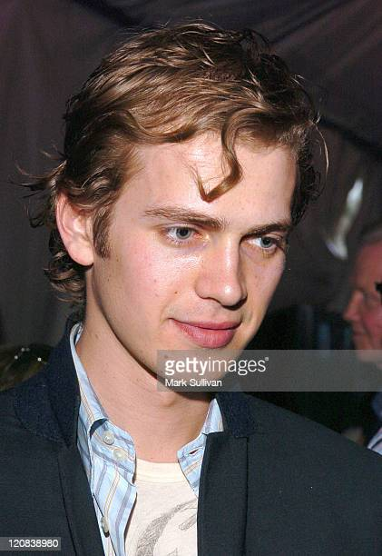 Hayden Christensen during Mattel Celebrity Retreat Presented by Backstage Creations at Kids' Choice Awards '05 Day 2 at UCLA Pauley Pavilion in...