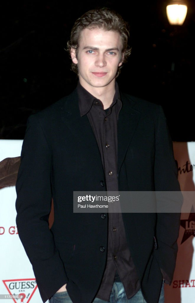 Hayden Christensen during Shattered Glass - New York Screening at Clearview Chelsea Theatre in New York City, New York, United States.