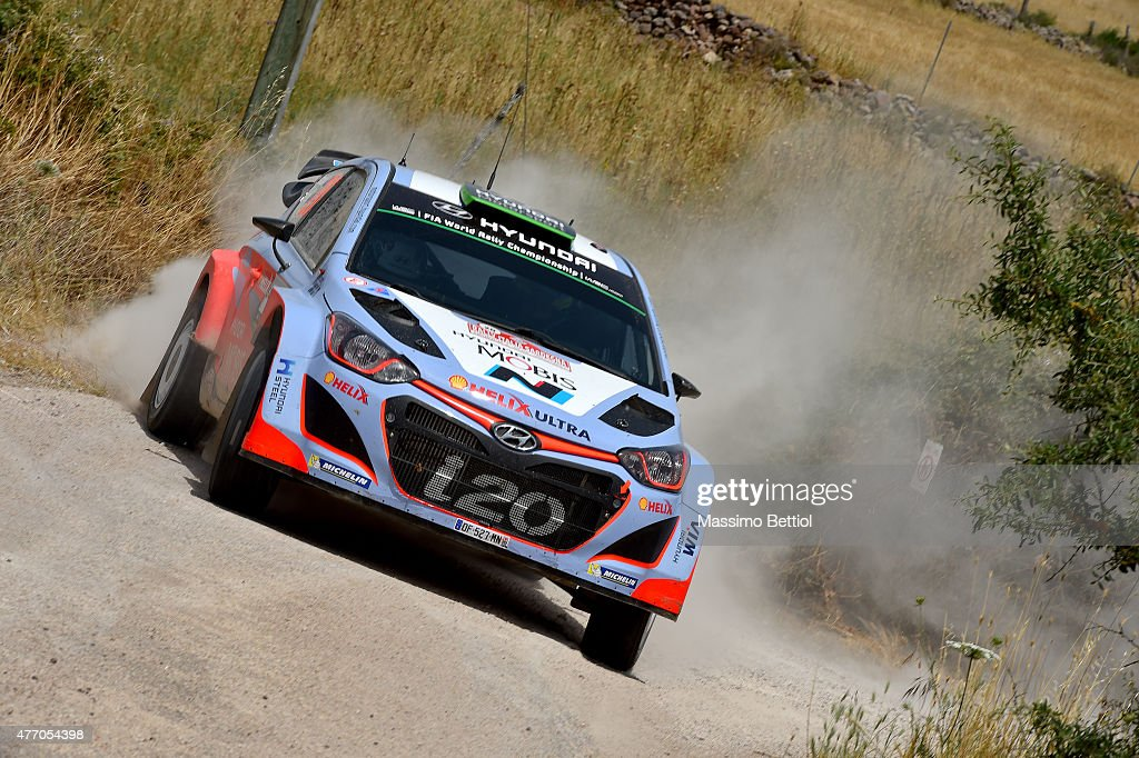 FIA World Rally Championship Italy - Day Two