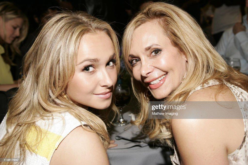 Hayden Panettiere and mother, Lesley Vogel *EXCLUSIVE*