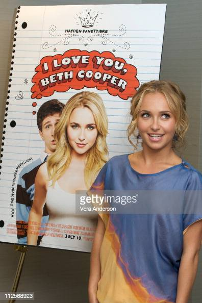 i love you beth cooper Watch full movie: i love you, beth cooper (2009), online free a nerdy valedictorian proclaims his love for the hottest and most popular girl in school - beth cooper.