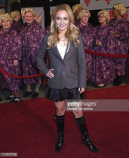 Hayden Panettiere during 'Big Momma's House 2' Los Angeles Premiere Arrivals at Mann's Grauman Chinese Theatre in Hollywood California United States