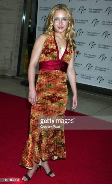 Hayden Panettiere during The Fragrance Foundation's 31st Annual 'FIFI Awards' at Avery Fisher Hall in New York City New York United States